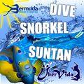 Dive Snorkel Suntan