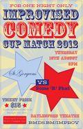 Improv Comedy Cup Match