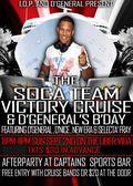 Soca Team Victory Cruise