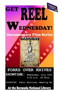 Get Reel Forks over Knives