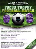 Focus Trophy Football Match