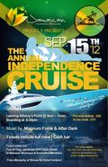 Jamaican Assoc Independence Cruise
