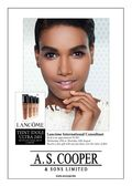 Lancome at AS Coopers