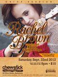 Chewstick Rachel Brown Griot
