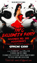 TRFC Halloween Party