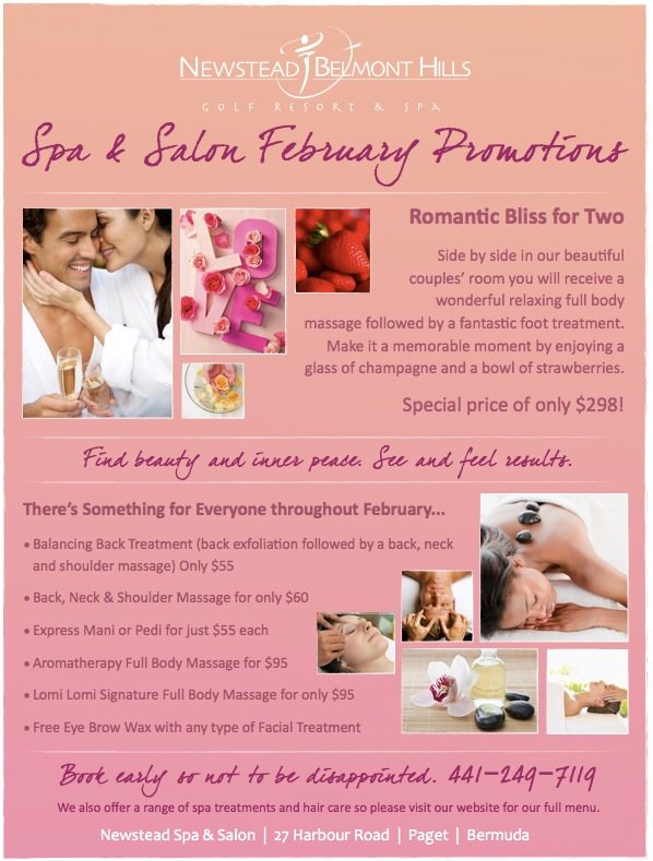 London Spa Packages For